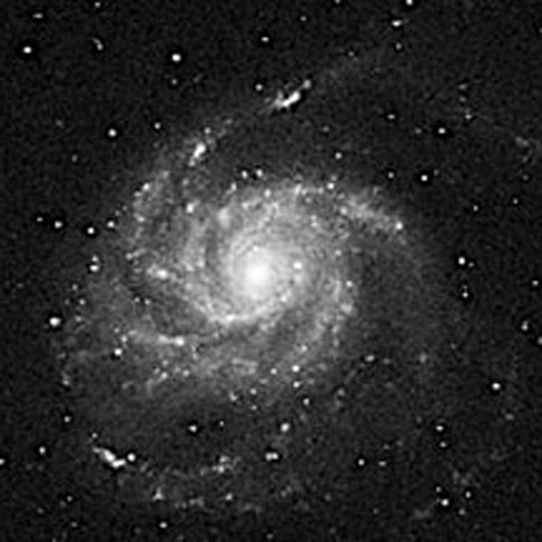 Student image of galaxy