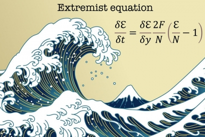 Boogaloo and ISIS mathematical equation